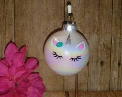 iridescent ornaments etsy