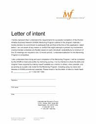 Letter Of Intent Sample Real Estate by 40 Letter Of Intent Templates U0026 Samples For Job Business