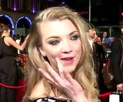 natalie dormer w e accidentally kisses natalie dormer
