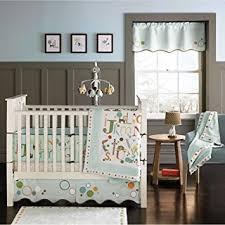 Migi Blossom Crib Bedding Alphabet 4 Baby Crib Bedding Set With Bumper By