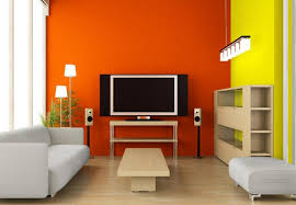 livingroom color ideas orange living room color ideas 6