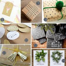 the how to gal diy christmas gift wrap guide 2013