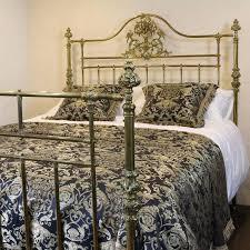 Brass Bed Frames Ornate Brass Bed Mk109 For Sale At 1stdibs