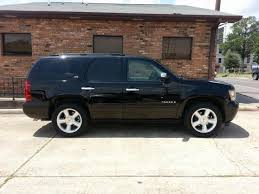 2007 Chevy Tahoe Ltz Interior 2007 Chevy Tahoe Ltz Suvs For Sale In Louisiana Louisiana