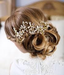 bridal hair combs bridal hair comb pearl criolla brithday wedding the