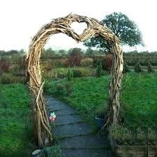 wedding arch ebay australia garden wooden arches wood arch image detail for driftwood wedding