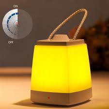 2017 wholesale usb rechargeable led night light stepless