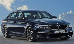 2018 bmw 5 series overview cargurus