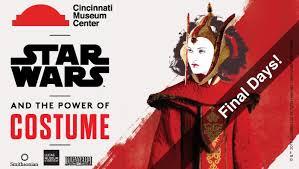 star wars power costume cincinnati museum center