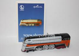 hallmark 1939 hiawatha steam locomotive 2004 ornament 9th in the