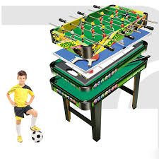 4 in one game table 4 in 1 folding multi games table air hockey pool foosball table