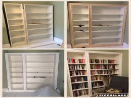 furniture hacks 100 ikea billy bookcase hack billy furniture appealing ikea