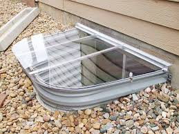 Basement Window Shield by How To Make A Window Well Cover Home Improvement Contractors