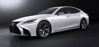 lexus ls lexus ls f sport revealed ahead of new york auto show evo