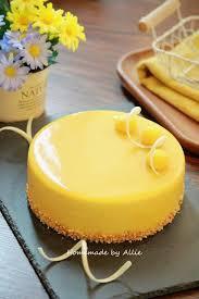 Kek Mango mango cheesecake no bake gloss s paradise 芒果軟芝士
