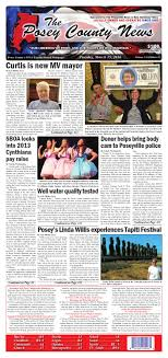 March 15 2016 The Posey County News by The Posey County News issuu