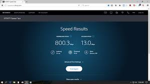 Speed Test Re Big Discrepancy In Speed Test Results Xfinity Help