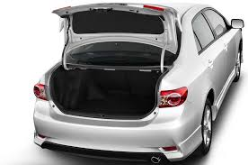 trunk space toyota corolla toyota corolla size 2018 2019 car release and reviews