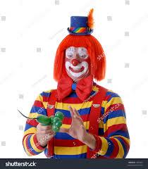 clown balloon clown balloon animals stock photo 1607663