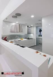 remodel your kitchen with peaceful white interior
