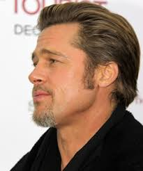 Natural Mens Hairstyles by Inspired Brad Pitt Hairstyles