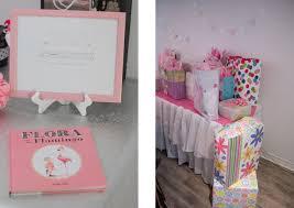 castle avenue blog flamingo themed baby shower