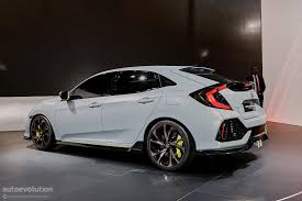 Is The Honda Civic Si Turbo Honda Civic Hatchback Coming To New York Civic Si And New Type R