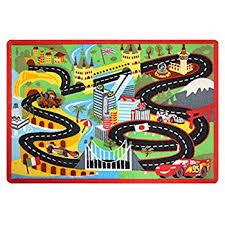 Car Play Rugs Race Car Track Rug Roselawnlutheran