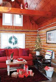 cozy interior design interior cozy christmas cottage style at home