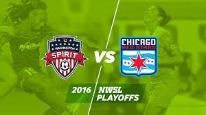 Stars On Chicago Flag Nwsl Semifinal Washington Spirit Vs Chicago Red Stars Sept 30