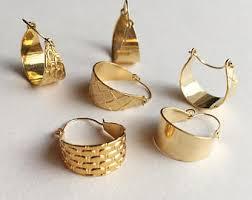 vintage earrings vintage earrings etsy