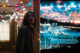 Hit The Floor Netflix - stranger things netflix series movie references time