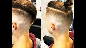 types of ponytails for men top 11 popular men s ponytail hairstyles be different in 2017 youtube
