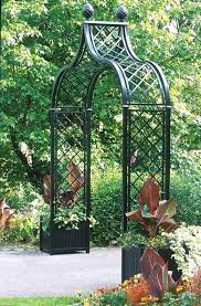 wedding arches home depot garden arch gate blue garden gate at ac metal garden arch