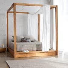 Modern Canopy Bed Frame Modern Canopy Bed Ideas Editeestrela Design