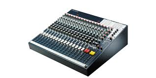 Best Small Mixing Desk Fx16ii Soundcraft Professional Audio Mixers