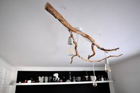 Unique Modern Chandeliers Lighting Cool Chandelier Project With Alluring Tree Branch