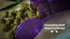 Michigan Prescription Maps by Lansing U0027s Medical Marijuana History Is Complicated And Changing Wkar