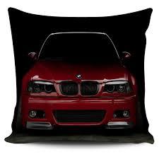 red bmw pillows migocha