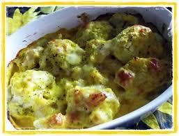 comment cuisiner chou vert recette de gratin de chou fleurs au safran et au comte
