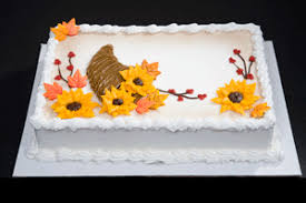 Fall Cake Decorations Fall Sheet Cake Decorating Ideas