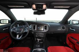 inside of dodge charger 21015 dodge charger rt road and track interior 003 the