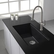 Kitchen Magnificent Bathroom Sink Stainless Steel Sink Dish by Kitchen Kitchensinks Black Sink White Quartz Composite Sink