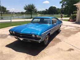 1969 chevrolet chevelle ss for sale on classiccars com 35 available