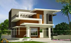 Home Design 100 Sq Yard Free Plan Of Contemporary Home Kerala Home Design And Floor Plans