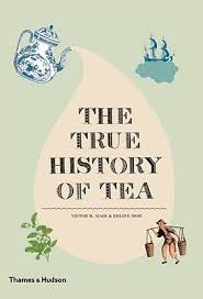 the true history of tea by victor h mair