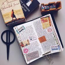 tagebuch selbst designen journal inspiration bullet journaling leere