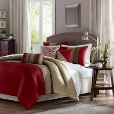 red duvet covers target