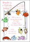 fishing invitations
