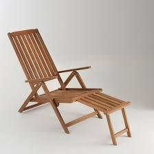 chaises longues de jardin chaise longue de jardin 5 acacia bois clair naturel la